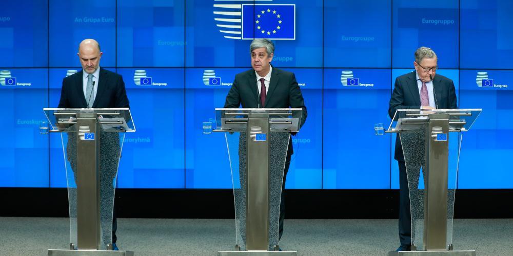 Καρφιά των Ευρωπαίων μετά το Eurogroup για τις παροχές Τσίπρα