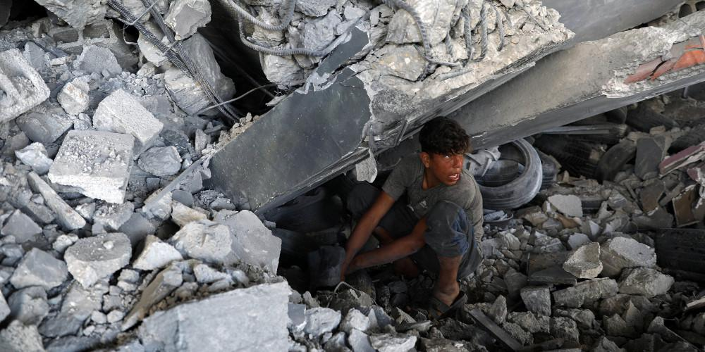 Συνολικά 29 οι νεκροί, εκ των οποίων 25 Παλαιστίνιοι από τις επιθέσεις στην Γάζα
