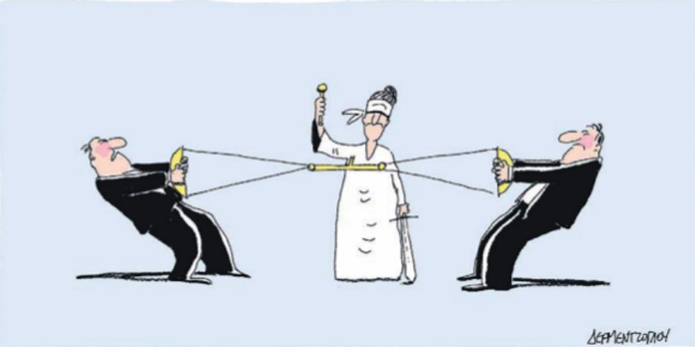 Η γελοιογραφία της ημέρας από τον Γιάννη Δερμεντζόγλου – 31 Μαΐου 2019