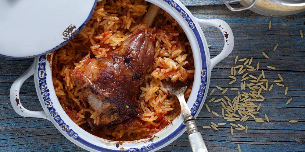 Η συνταγή της ημέρας: Χωριάτικο γιουβέτσι από τον Χρήστο Αθανασιάδη