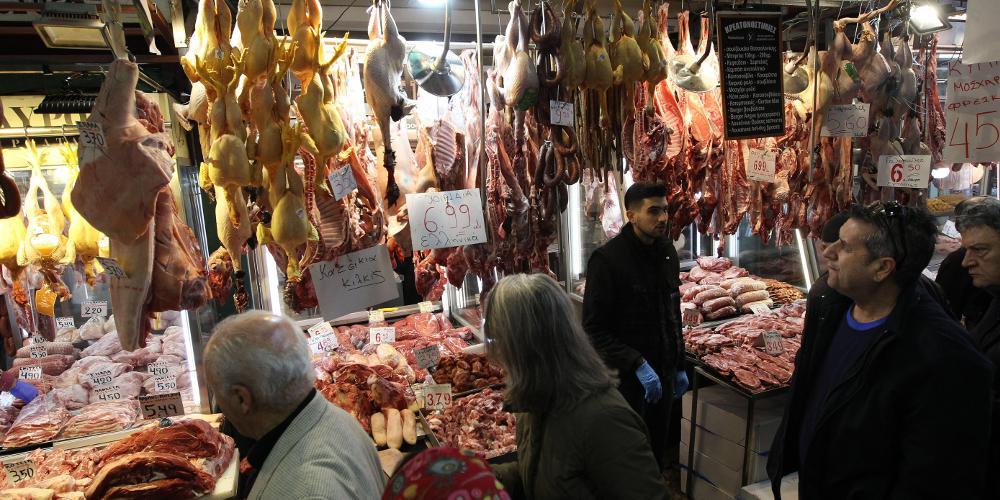 Ο ΕΦΕΤ απειλεί με «λουκέτο» την αγορά «Καπάνι» της Θεσσαλονίκης - «Δεν εμπιστευόμαστε τα τρόφιμα»