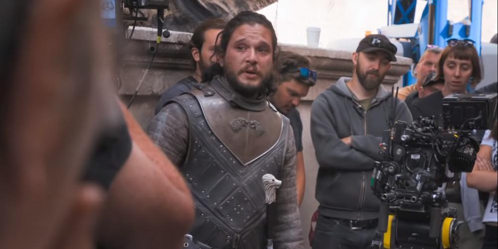 Game of Thrones: Οι λυγμοί του Κιτ Χάρινγκτον στο τελευταίο γύρισμα
