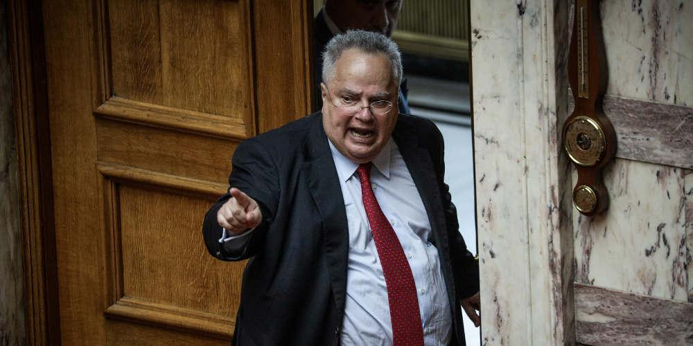 Μπάχαλο ο ΣΥΡΙΖΑ - Σκληρή επίθεση Μπίστη στον Νίκο Κοτζιά