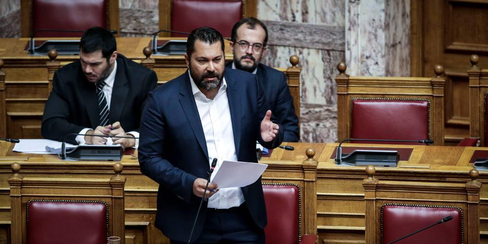 Υπόθεση βοσκοτόπια: Ο Κρέτσος απαντά άλλα αντί άλλων και ο ΣΥΡΙΖΑ τον καλύπτει