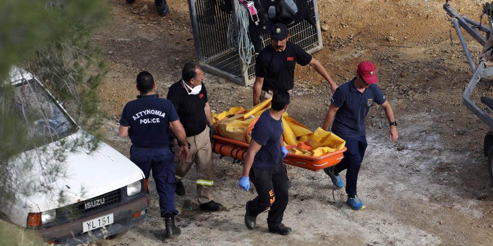 Serial Killer στην Κύπρο: Βρέθηκε η σορός του έκτου θύματος [βίντεο]