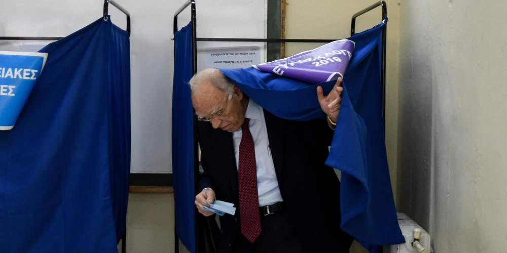 Αισιόδοξος ο Λεβέντης ότι στις εκλογές η Ένωση Κεντρώων θα περάσει το 3%