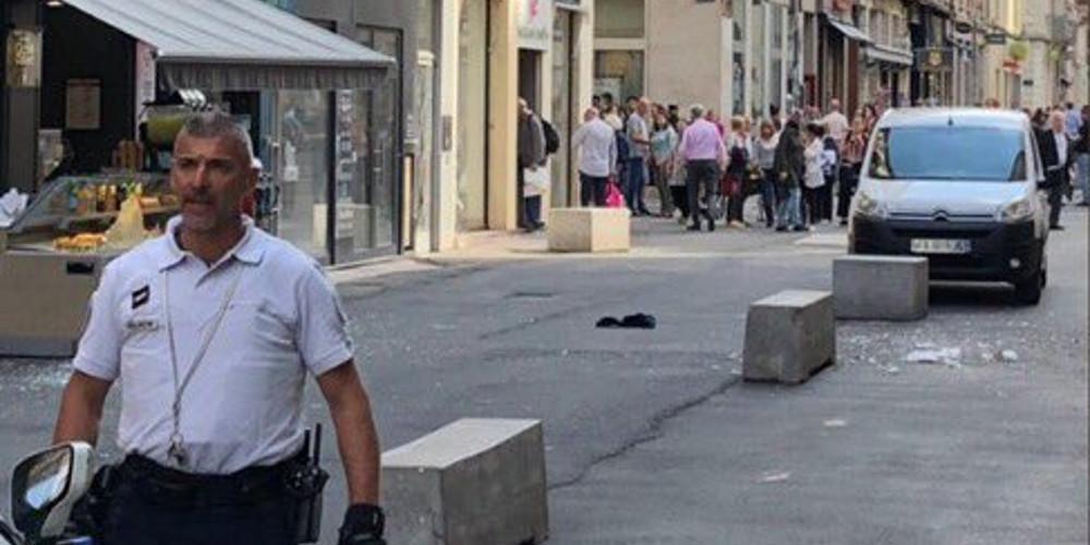 Συνελήφθη ένας ύποπτος για το τρομοκρατικό χτύπημα στη Λυών