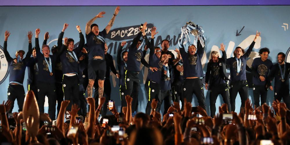 Από τον τίτλο, στον κίνδυνο ποινής αποκλεισμού στο Champions League για την Μάντσεστερ Σίτι