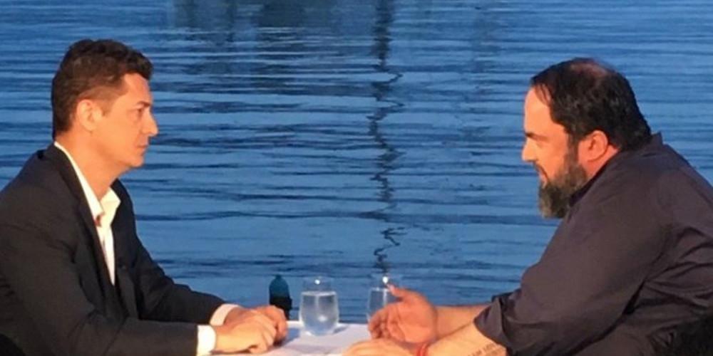 Βαγγέλης Μαρινάκης: Δεν ψήφισα ΣΥΡΙΖΑ αλλά Ποτάμι – Στήριξα την Ρένα Δούρου