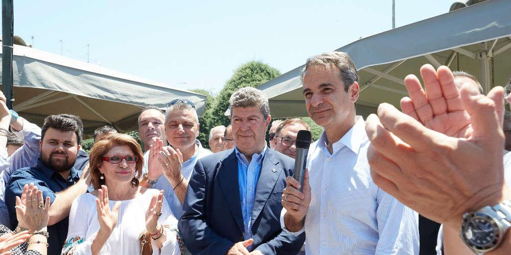 Ρόδο και Καστελόριζο επισκέπτεται ο Μητσοτάκης το Σάββατο