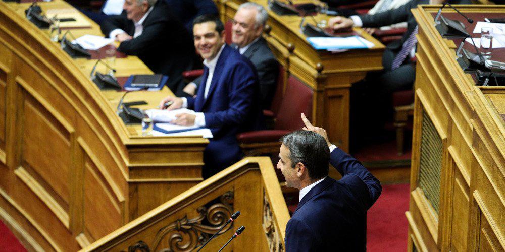 Νέες δημοσκοπήσεις: Χωρίς αντίκρισμα η παροχολογία Τσίπρα – Σαφές προβάδισμα για ΝΔ