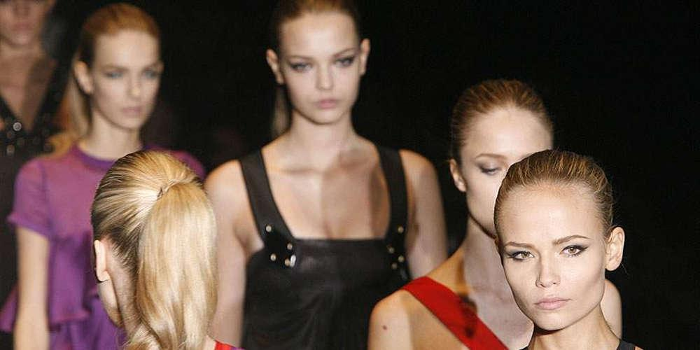 Διάσημοι οίκοι μόδας σταματούν τη συνεργασία με μοντέλα κάτω των 18