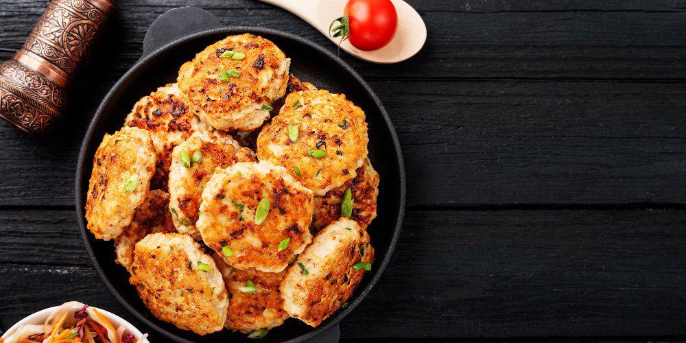 H συνταγή της ημέρας: Αφράτα μπιφτέκια γαλοπούλας