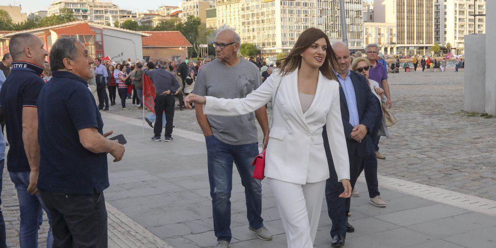 Δημοσκόπηση Opinion Poll για Θεσσαλονίκη: «Καταποντίζεται» η Νοτοπούλου