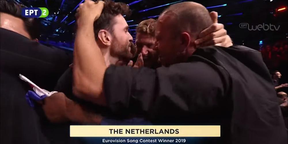 Eurovision 2019: 21η η Ελλάδα, 15η η Κύπρος - Μεγάλος νικητής η Ολλανδία