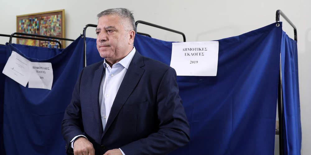 Αυτοδιοικητικές Εκλογές 2019: Ο Πατούλης δέχεται καταγγελίες ότι δεν δίνουν ψηφοδέλτια του!