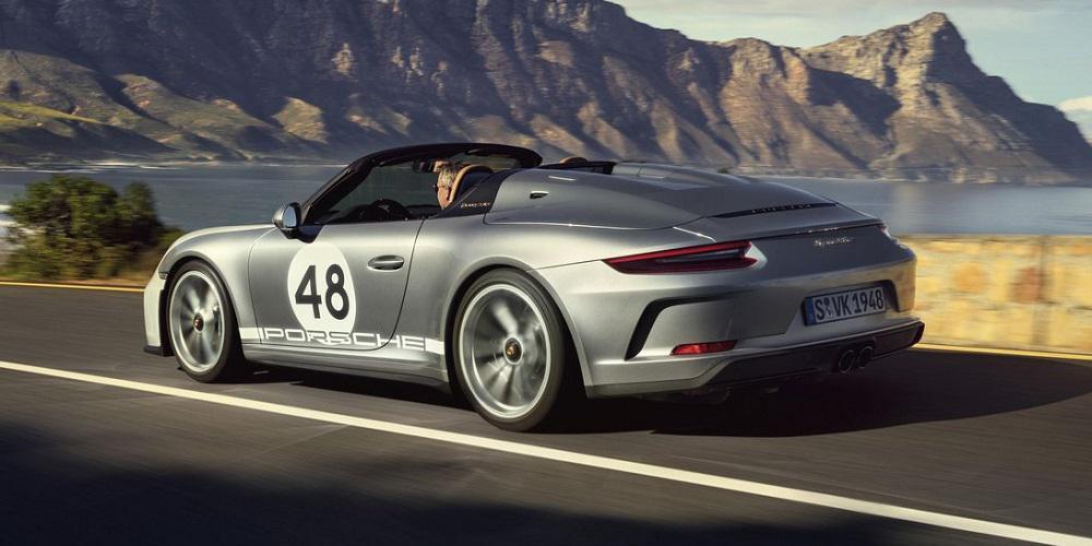 Οι λεπτομέρειες της εντυπωσιακής Porsche 911 Speedster [βίντεο]