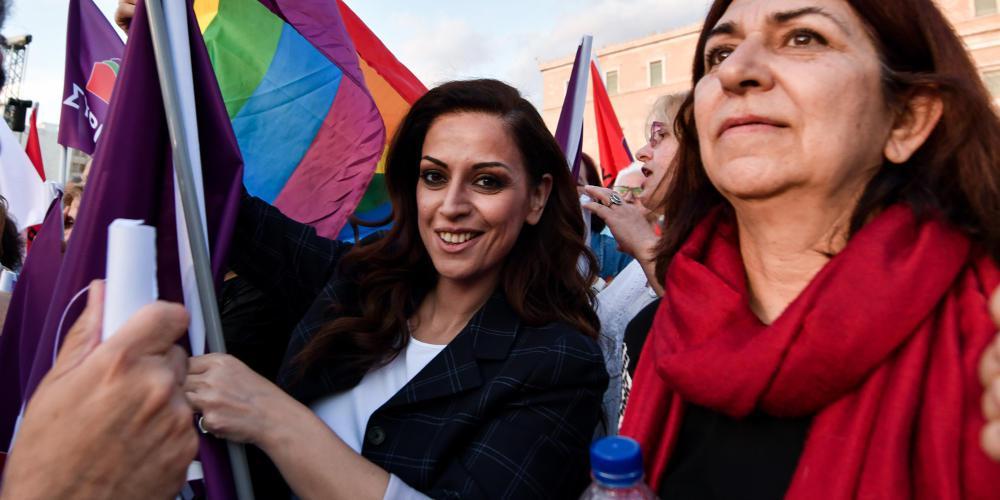 Διάσημοι του ΣΥΡΙΖΑ που δεν κατάφεραν να εκλεγούν στις Ευρωεκλογές