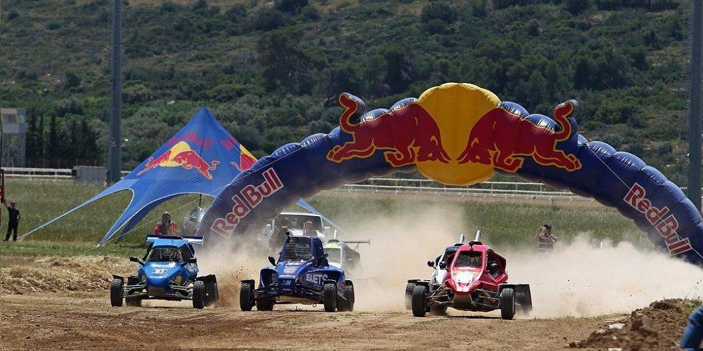 ΕΚΟ Racing Dirt Games: Εντυπωσιακή αυλαία