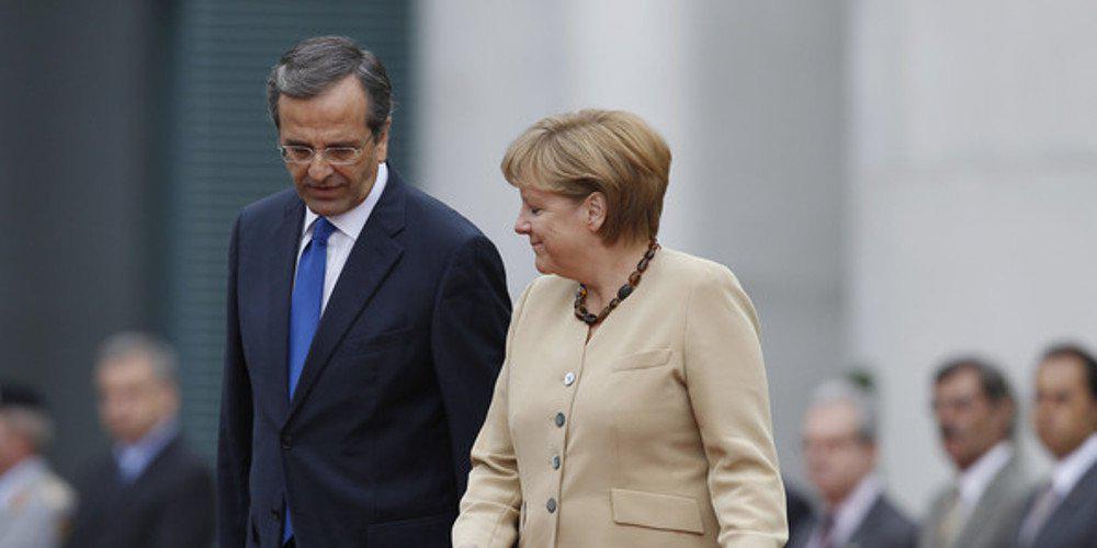 Αποκάλυψη Σαμαρά για Μέρκελ: Μου πρότεινε Grexit - «Ξέχασέ το» της απάντησα