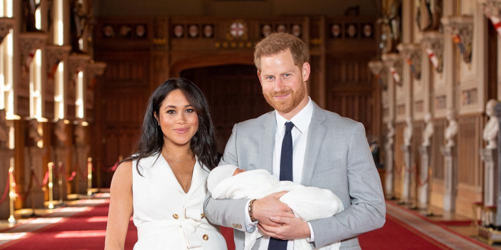 Η πρώτη κοντινή φωτογραφία του μικρού Άρτσι - Η ανάρτηση στο Instagram από τον Πρίγκιπα Χάρι και την Μέγκαν Μαρκλ