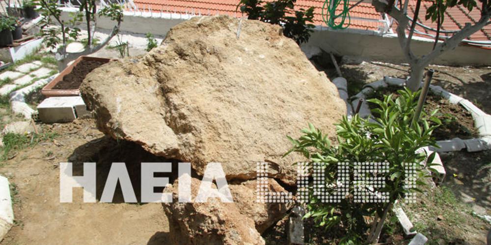 Μεγάλες ζημιές στο Κατάκολο από τους απανωτούς σεισμούς [εικόνες]