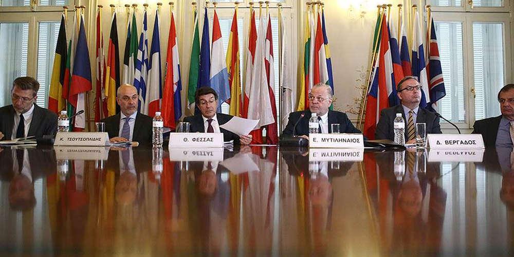 ΣΕΒ για Ευρωεκλογές: Κρίσιμη ώρα για Ευρώπη και Ελλάδα