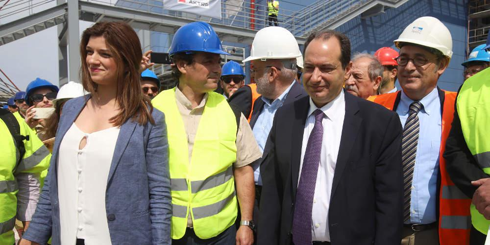 Ξαναχτύπησε ο Σπίρτζης: Είμαι σίγουρος ότι τα ταξί έχουν γίνει προεκλογικά κέντρα του ΣΥΡΙΖΑ [βίντεο]