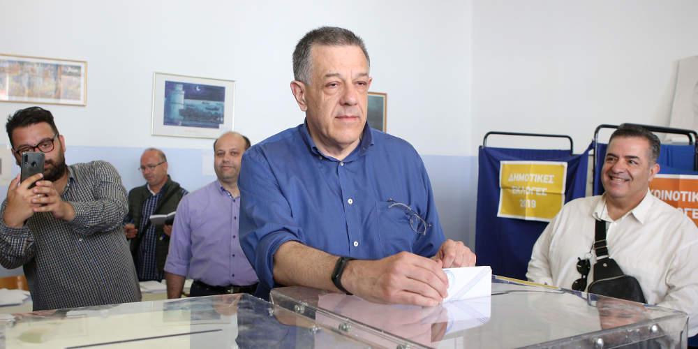 Υποψήφιος βουλευτής με τη ΝΔ στην Α' Θεσσαλονίκης ο Ταχιάος