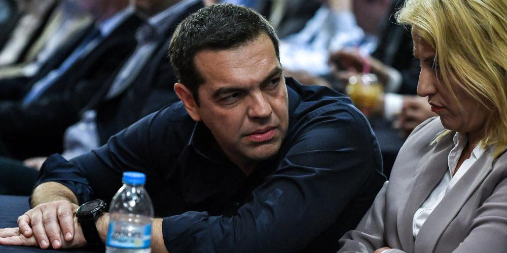 Άλλα λόγια ν' αγαπιόμαστε από τον ΣΥΡΙΖΑ που έχασε… μόνο δύο περιφέρειες