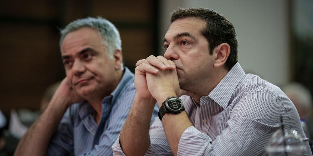 Προσπάθεια Τσίπρα να ρίξει τους τόνους στον ΣΥΡΙΖΑ στη σημερινή συνεδρίαση της Πολιτικής Γραμματείας