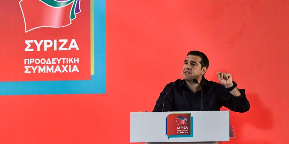 Αναλαμβάνει τη λειτουργία του ΣΥΡΙΖΑ η Επιτροπή Ανασυγκρότησης μέχρι το συνέδριο
