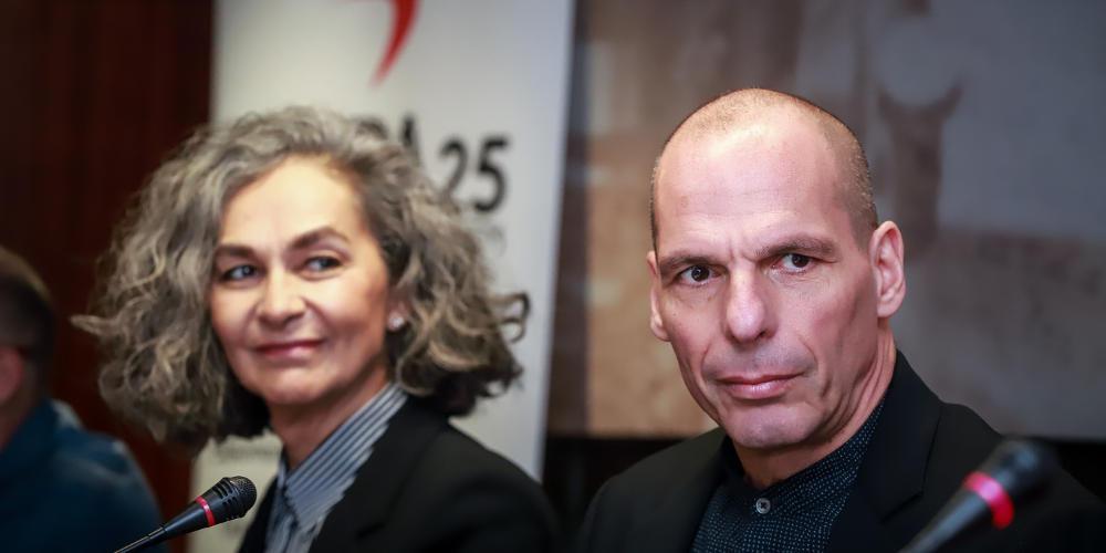 Αυτοί είναι οι πρώτοι υποψήφιοι του Γιάνη Βαρουφάκη για τις εθνικές εκλογές