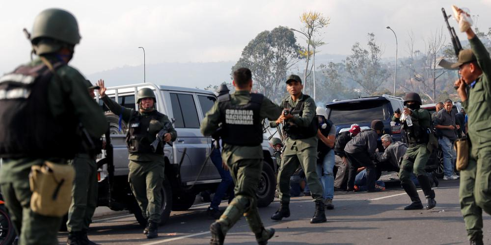 «Βαμμένες με αίμα» οι αντικυβερνητικές διαδηλώσεις στην Βενεζουέλα - Στους τέσσερις οι νεκροί