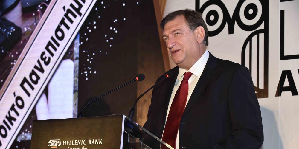 Gold award για το Ανοικτό Πανεπιστήμιο Κύπρου στην κατηγορία «Βέλτιστη Μαθησιακή Εμπειρία» των Cyprus Education Leaders Awards 2019