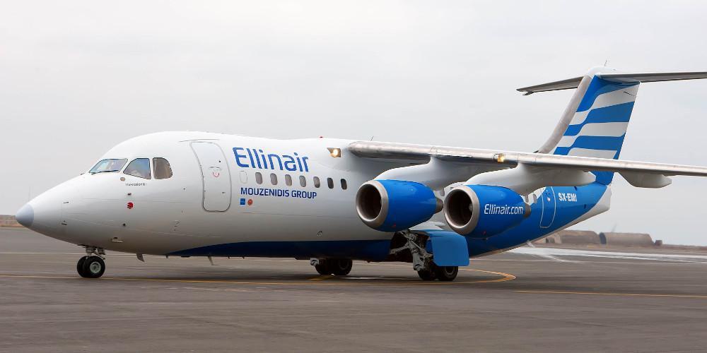 Ανακοίνωση της Ellinair για την πτήση EL 202 Θεσσαλονίκη- Κίεβο