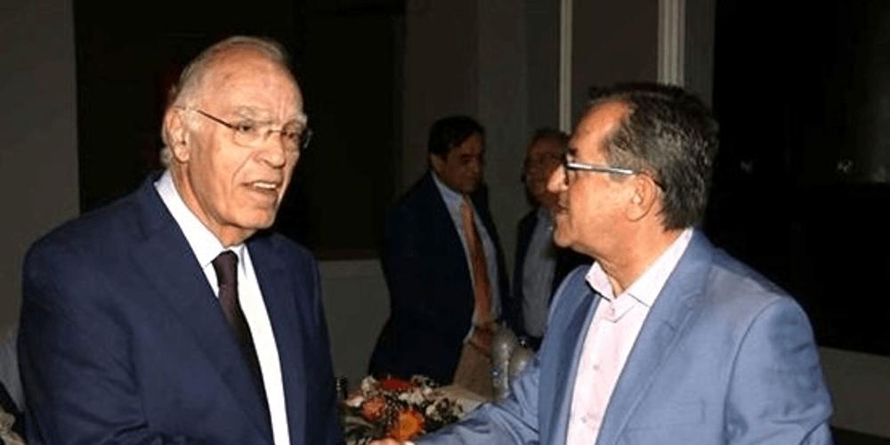 Λεβέντης και Νικολόπουλος κατεβαίνουν μαζί στις εκλογές