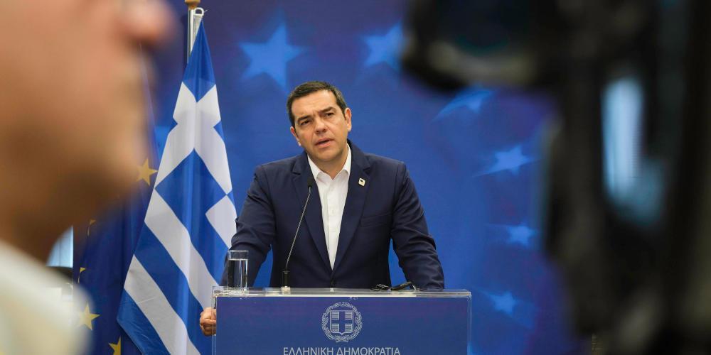 Το «νέο κόμμα» που ετοιμάζει ο Τσίπρας για μετά την ήττα της Κυριακής