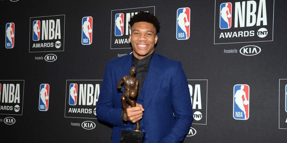 Τα υπόλοιπα βραβεία στα NBA Awards 2019