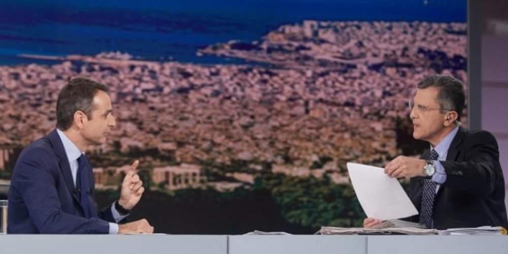 Η εξομολόγηση του Αυτιά στον Μητσοτάκη για την πρόταση να είναι ευρωβουλευτής