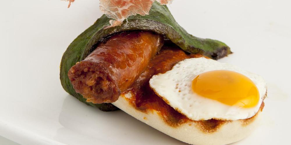 «Βυζαντινό»: Η Ισπανία στο πιάτο σας με υπέροχα πιάτα