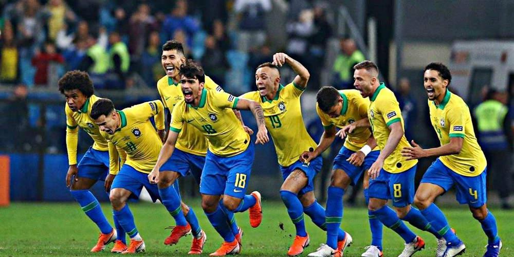 Τα… χρειάστηκε η Βραζιλία, στα πέναλτι επικράτησε της Παραγουάης [βίντεο]