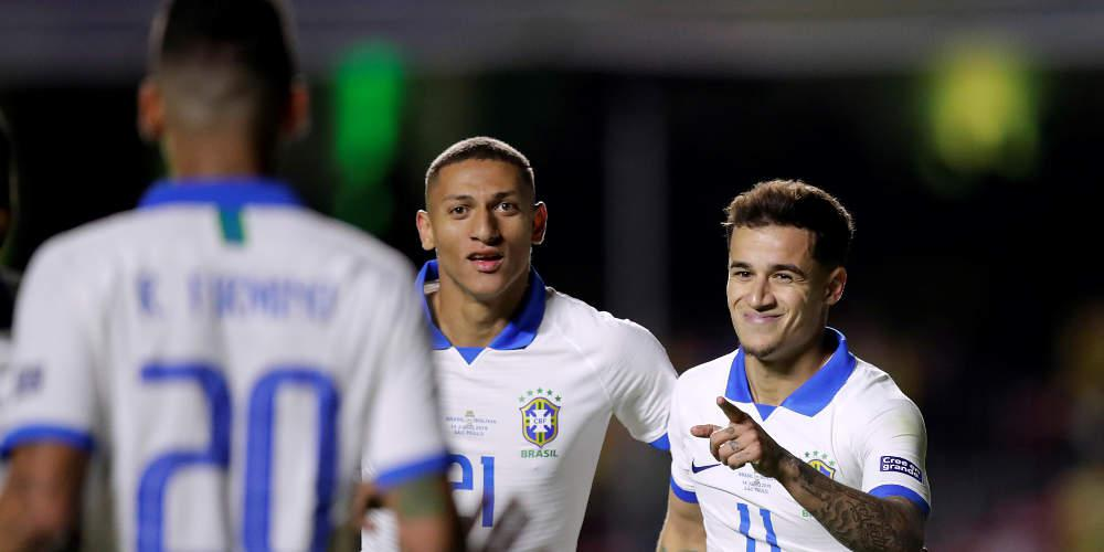 Copa America: Με το δεξί η Βραζιλία, 3-0 τη Βολιβία