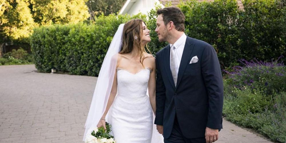 Παντρεύτηκαν ο Κρις Πρατ και η Κάθριν Σβαρτσενέγκερ [εικόνα]