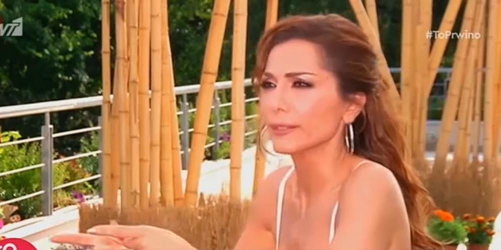 Δέσποινα Βανδή: Το My Greece είναι δική μου παραγωγή, εγώ βάζω τα λεφτά [βίντεο]