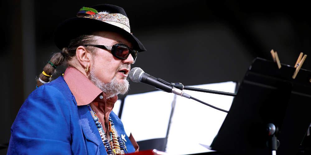 Πέθανε ο «λόρδος» της μουσικής της Νέας Ορλεάνης, Dr John
