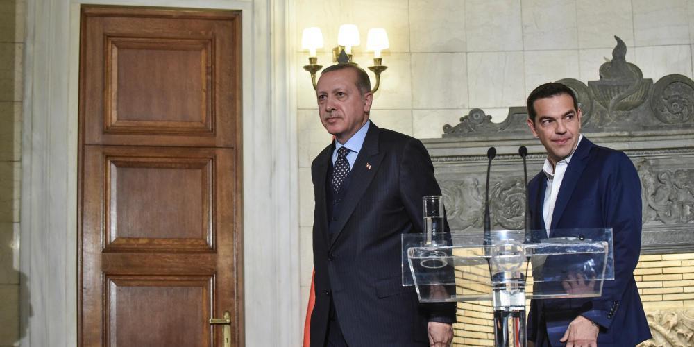 Ερντογάν για Τσίπρα και Καστελόριζο: Μιλάει μόνος του, εμείς θα κάνουμε γεωτρήσεις