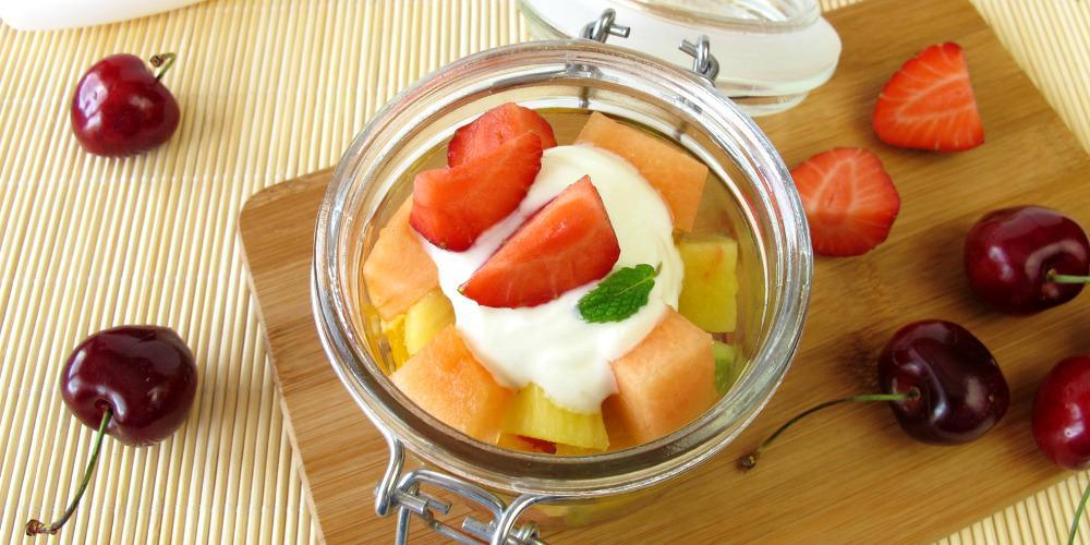 Η συνταγή της ημέρας: Εύκολη και δροσερή φρουτοσαλάτα