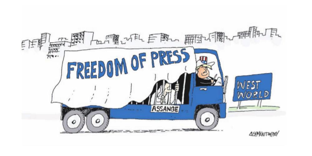 Η γελοιογραφία της ημέρας από τον Γιάννη Δερμεντζόγλου – 14 Ιουνίου 2019
