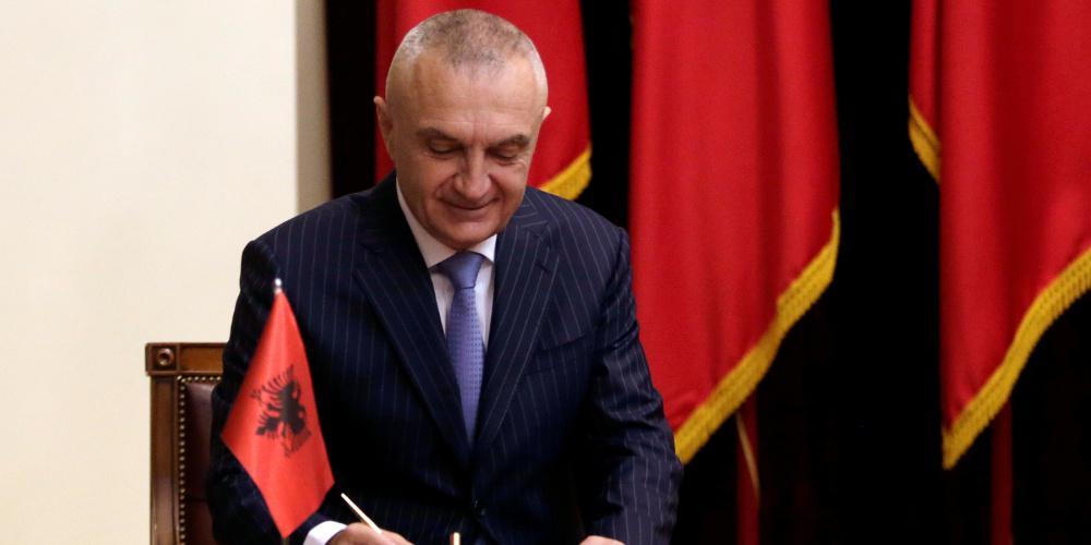 Ο Μέτα θέλει νέα ημερομηνία για τη διεξαγωγή δημοτικών εκλογών στην Αλβανία
